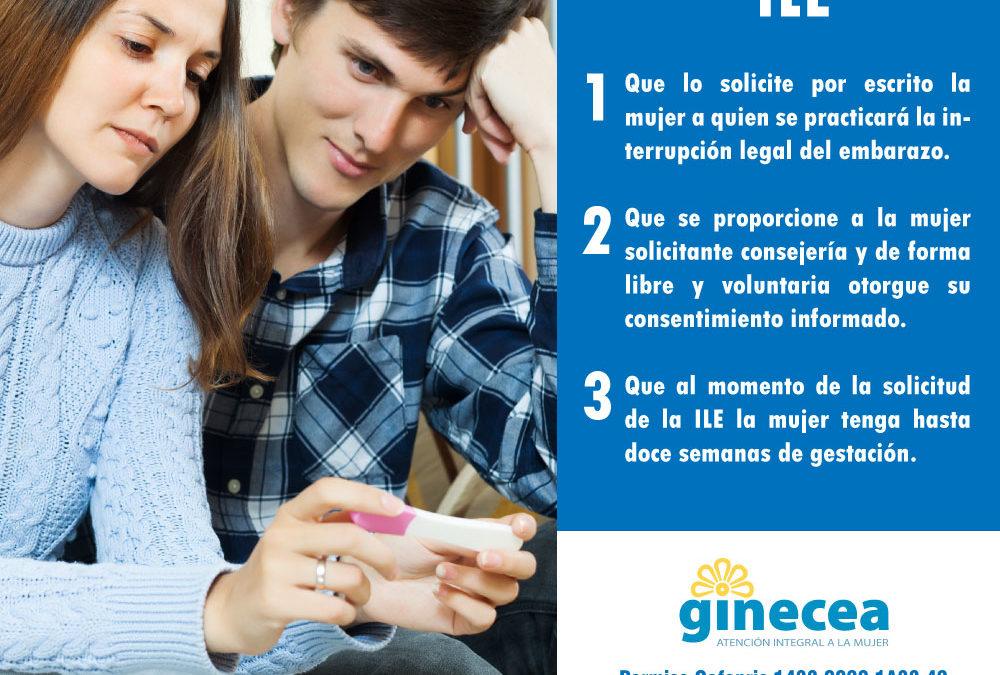 Ley de Interrupción Legal del Embarazo (ILE): Requisitos para ILE