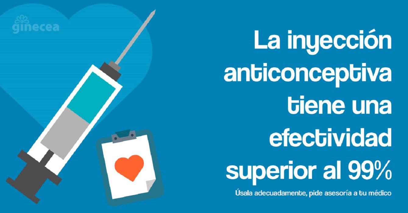 Inyección Anticonceptiva /Métodos Anticonceptivos