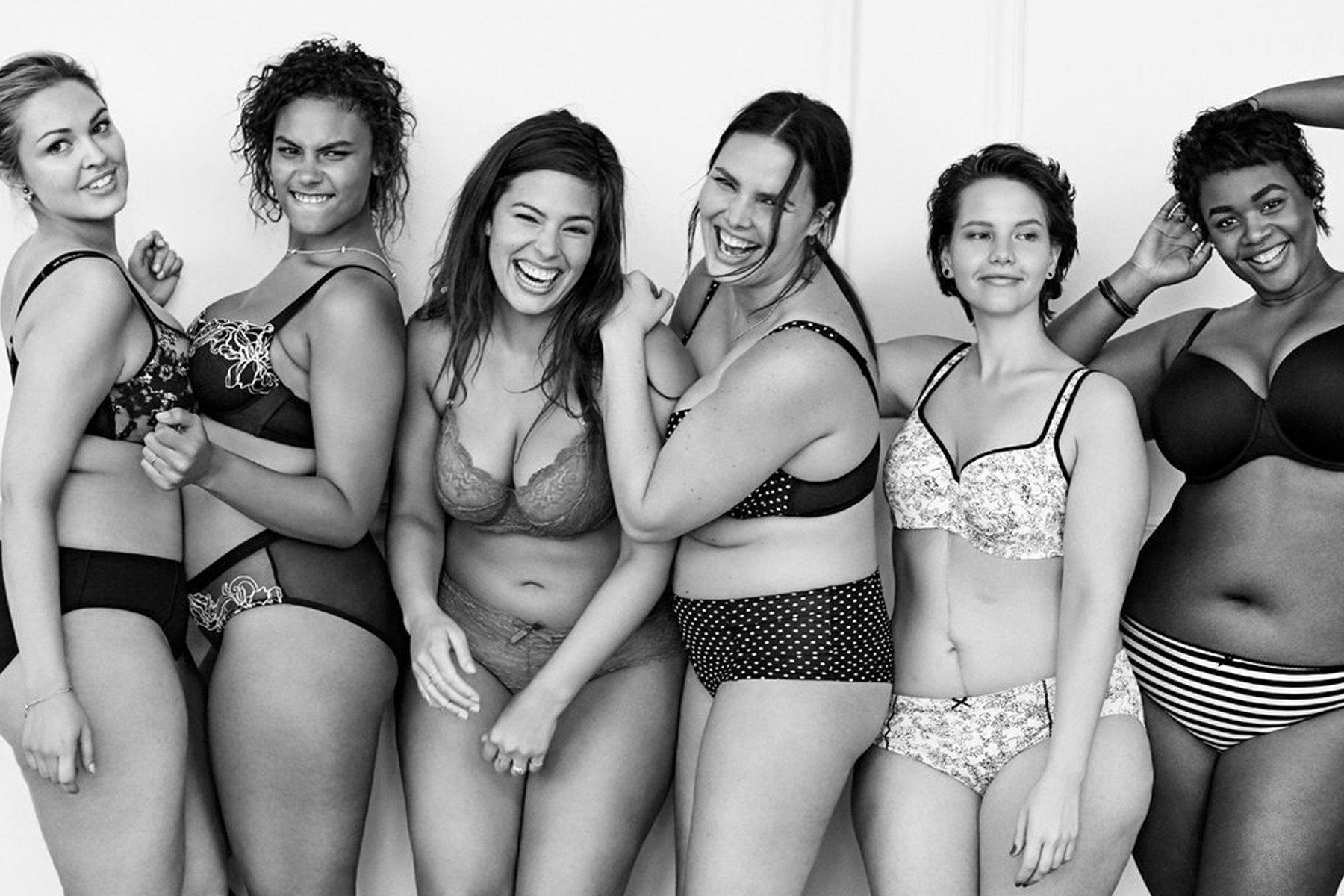 Las mujeres con cuerpos grandes sienten mayor aceptación sobre sus cuerpos y los de los demás. No hay actitud más sexy que la seguridad que muestras al hacer el amor