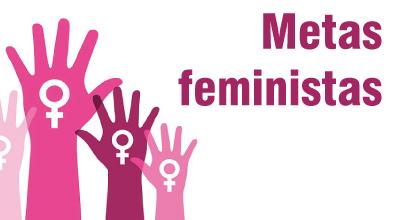 Metas del feminismo