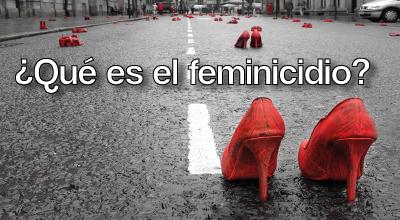 ¿Qué es el feminicidio?
