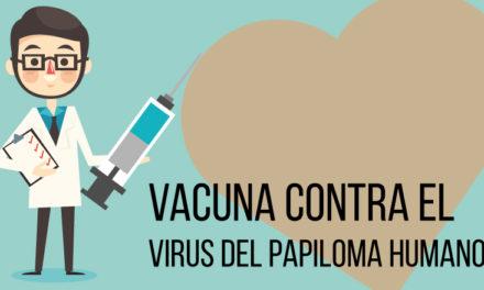 Vacuna contra el Virus del Papiloma Humano (VPH)
