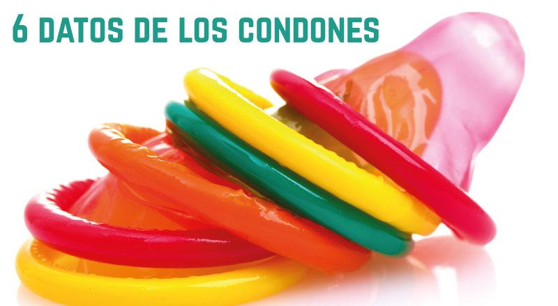 5 datos de los condones masculinos