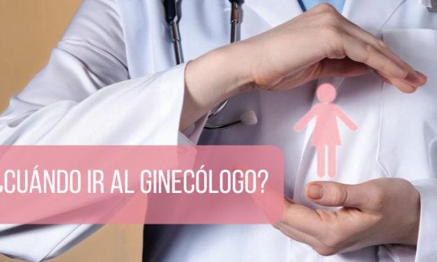 Momentos en los que DEBES acudir al ginecólogo