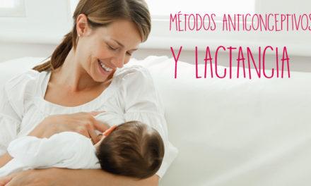 Métodos anticonceptivos durante la lactancia