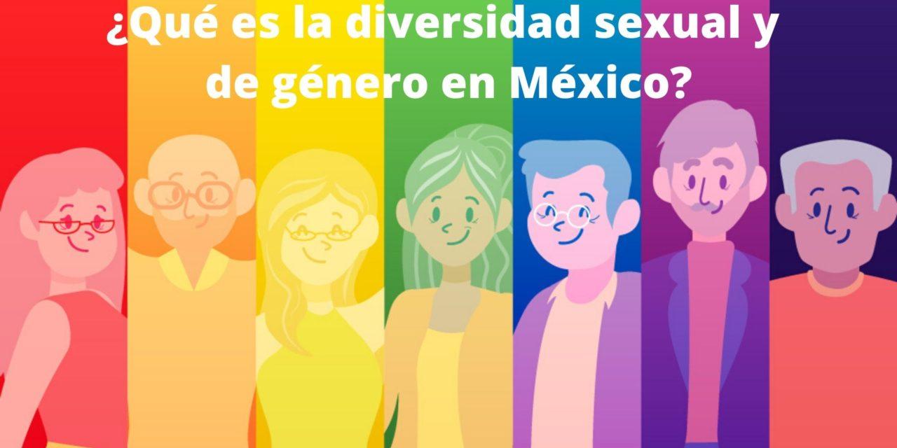 ¿Qué es la diversidad sexual y de género en México?