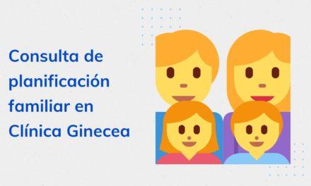 Agenda tu consulta de planificación familiar en Clínica Ginecea