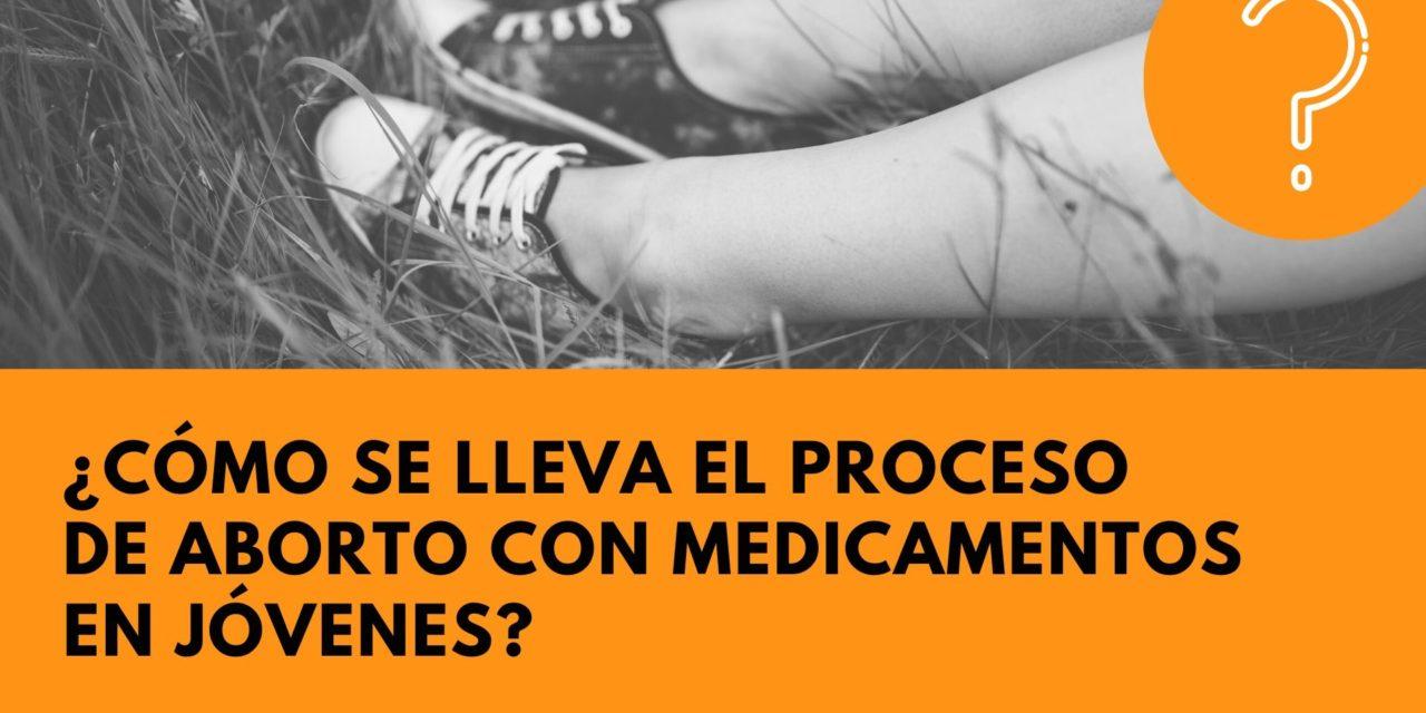 ¿Cómo se lleva el proceso de aborto con medicamentos en jóvenes en las Clinicas ILE de México?