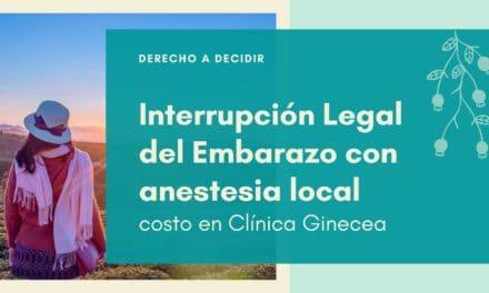 Costo de la Interrupción del Embarazo con Anestesia