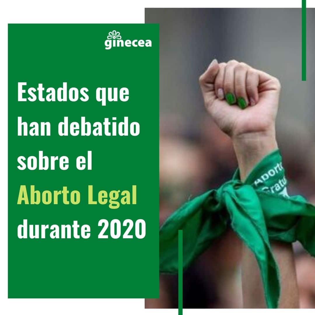 legalizacion del aborto en todo Mexico 2020